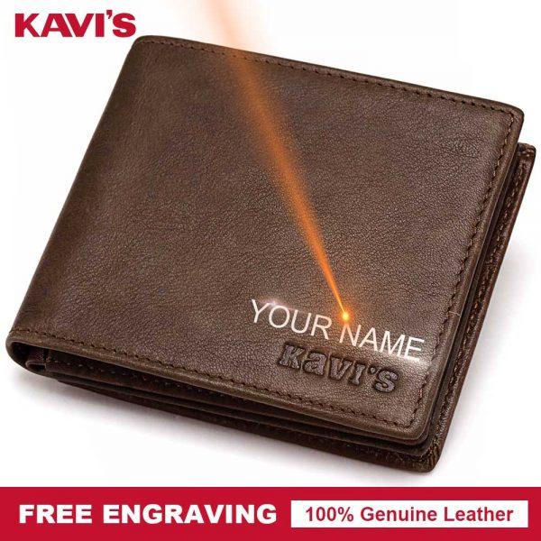 Genuine Leather Zipper Clutch Wallets Coin Phone Organizer Diy Purse for Wowen