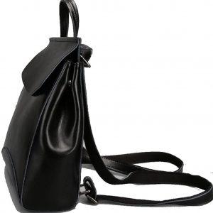 JeHouze Fashion Women Anti-Theft Shoulder Handbag Genuine Leather Backpack Casual Bag