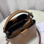 2-Straps,-3-Compartments-Bucket-Shoulder-Bag,-100%-Natural-Cow's-Skin,-Women-GENUINE-LEATHER-Handbag,-Fashion-Crossbody-bag-D031