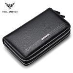 WilliamPolo-Luxury-Brand-Leather-Wallets-men-Long-Zipper-Coin-Purses-Tassel-Design-Clutch-Wallets-Female-Money-Bag-Credit-Card