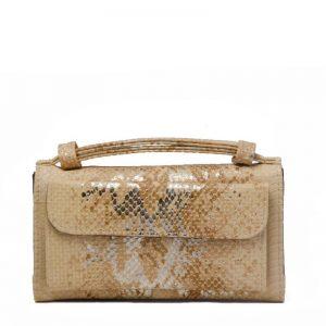 2020 New Style Gloss Genuine Leather Clutch Women's Handbags Chain Shoulder Crossbody Bags For Women Tote Purse Bolsa Feminina