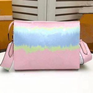 2020 new cloud bag leather ladies bag shoulder oblique bag handbag clutch bag messenger bag